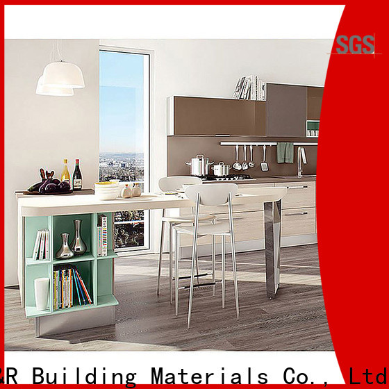 High-quality modern kitchen cabinets factory