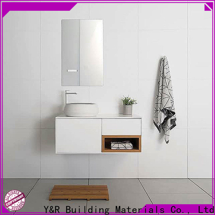 Y&R Building Top bathroom vanity for business