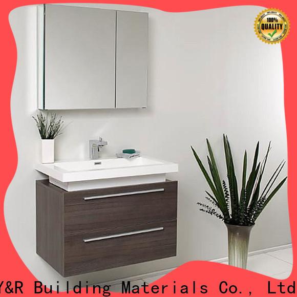 High-quality high gloss bathroom cabinet company
