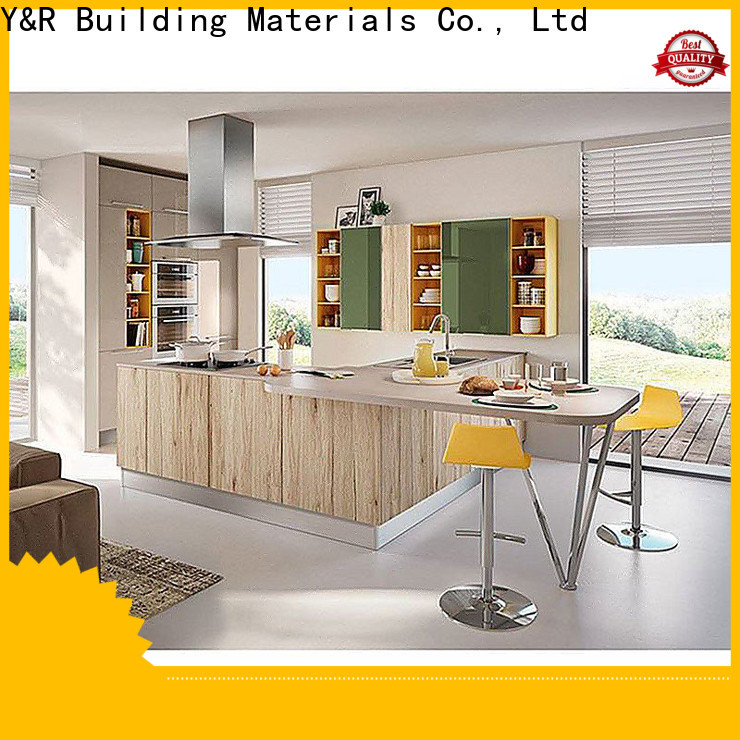Y&R Building Material Co.,Ltd High-quality modern kitchen cabinets company