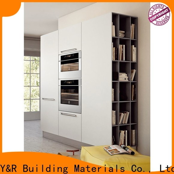 Y&R Building Material Co.,Ltd New modern kitchen cabinets for business