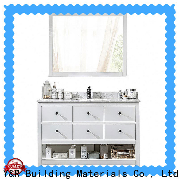 Y&R Building Material Co.,Ltd rustic bathroom vanity manufacturers