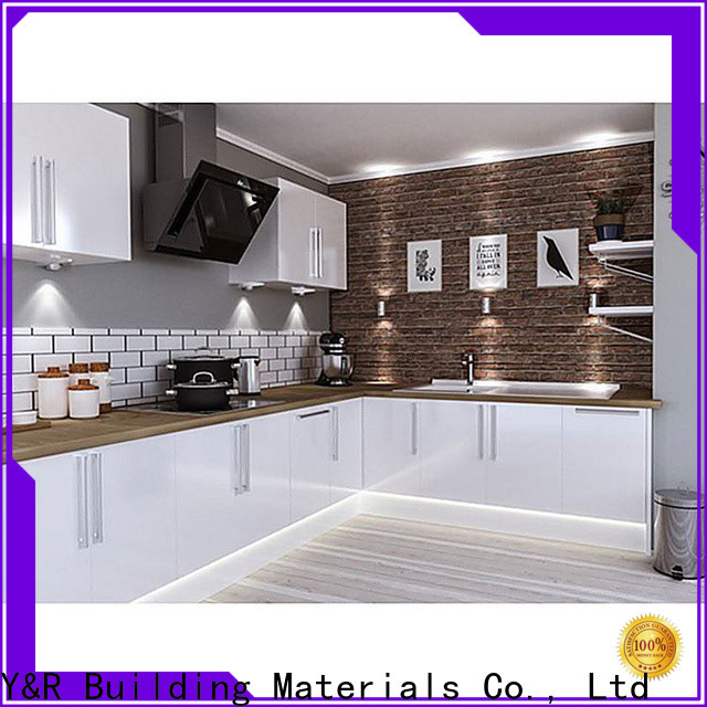 Y&R Building Material Co.,Ltd High-quality modern kitchen cabinets Suppliers