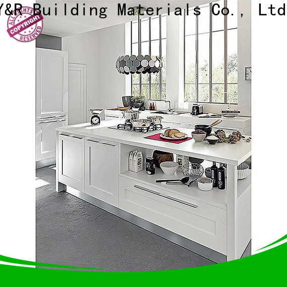 Latest modern kitchen cabinets for business