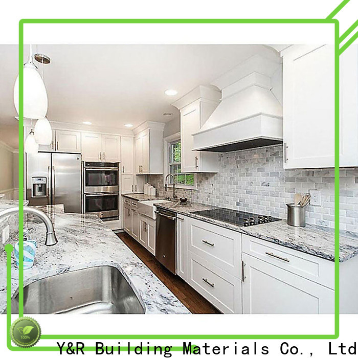 Y&R Building Material Co.,Ltd modern kitchen cabinets Suppliers