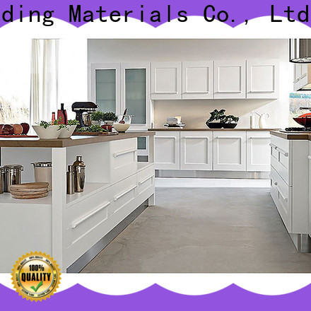Custom modern kitchen cabinets for business
