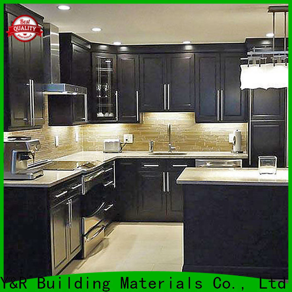 Wholesale modern kitchen cabinets Supply