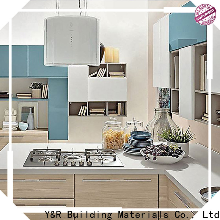 Y&R Building Material Co.,Ltd Custom luxury kitchen cabinet company