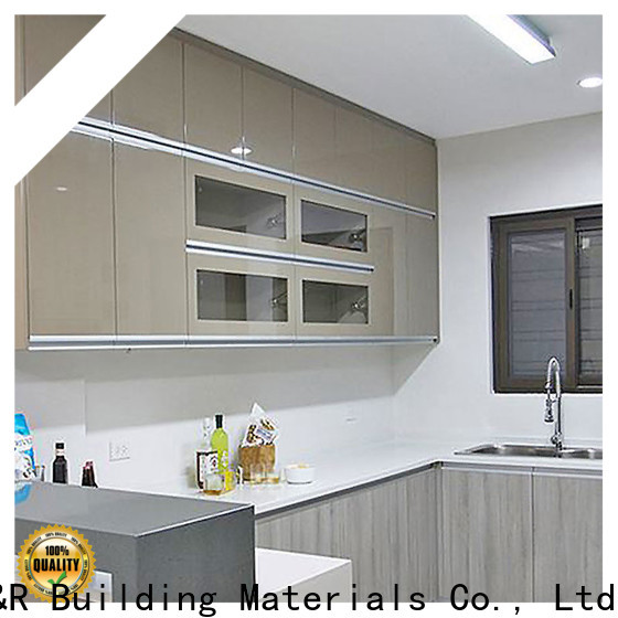 Y&R Building Material Co.,Ltd High-quality green kitchen cabinet company