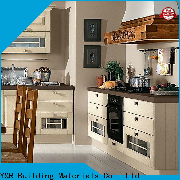 Y&R Building Material Co.,Ltd Wholesale new style kitchen cabinets Suppliers