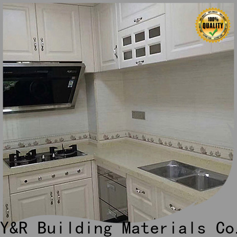 Y&R Building Material Co.,Ltd modern kitchen cabinets company