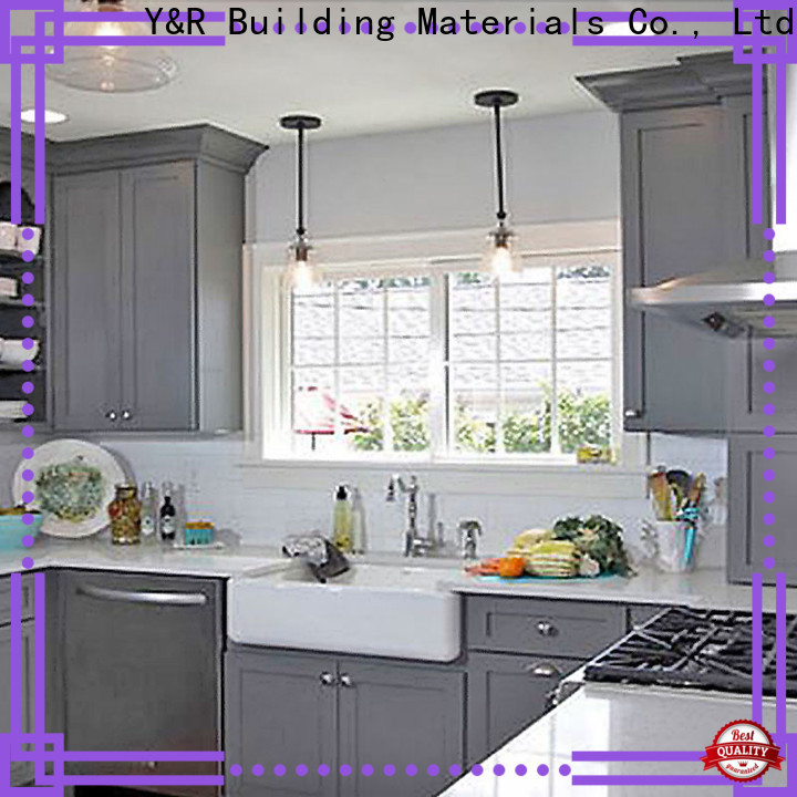 Y&R Building Material Co.,Ltd best kitchen cabinets Supply