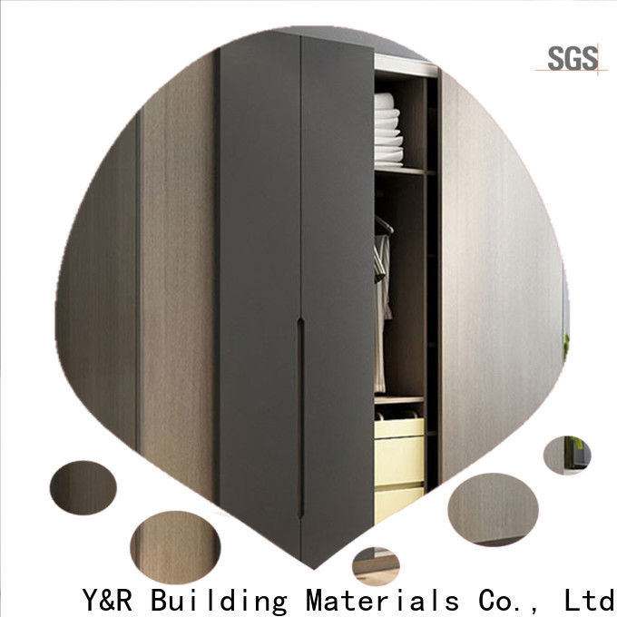Y&R Building Material Co.,Ltd New new wardrobe Supply