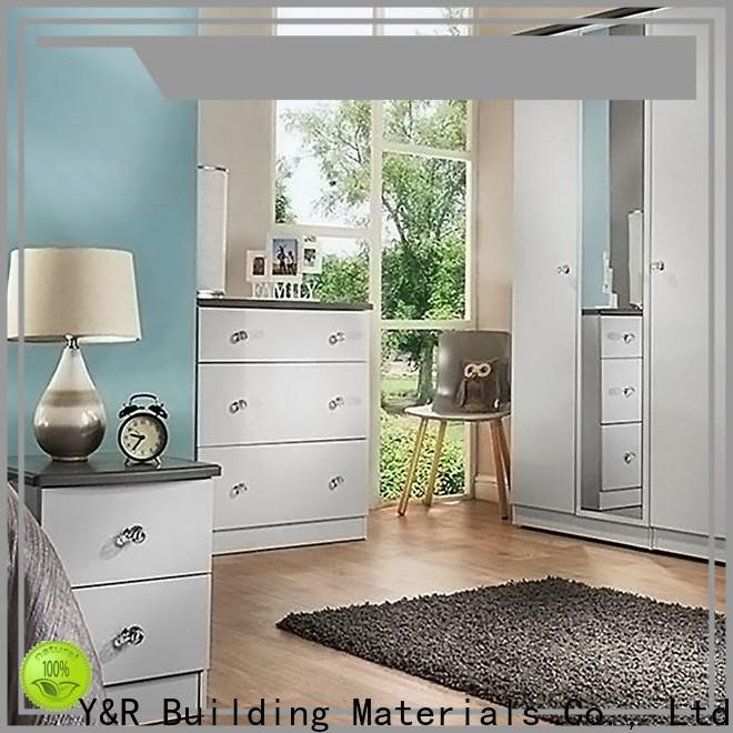 High-quality new closet for business