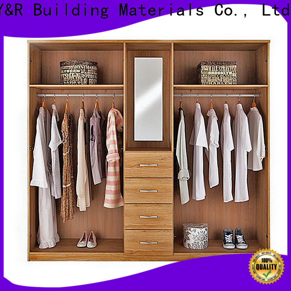 Y&R Building Material Co.,Ltd Best furniture armoire wardrobe Supply