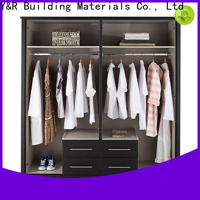 New custom closet for business