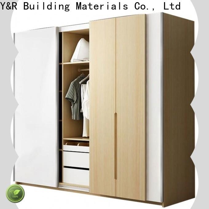 Y&R Building Material Co.,Ltd home wardrobe company