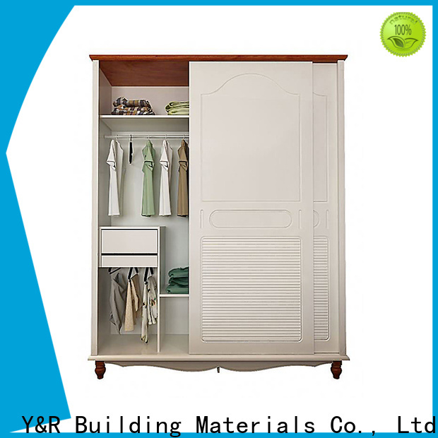 Y&R Building Material Co.,Ltd High-quality closet furniture wardrobe manufacturers