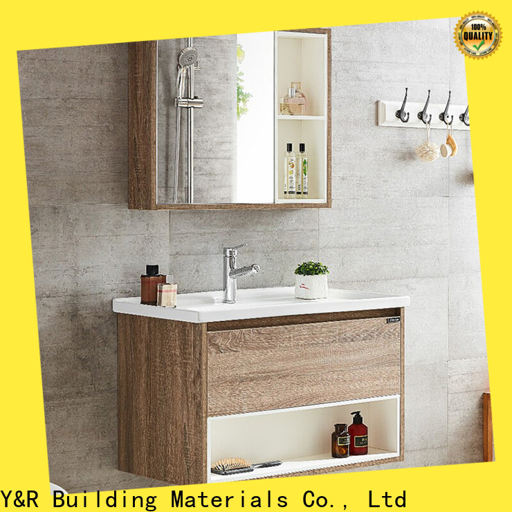 Y&R Building Material Co.,Ltd bathroom cabinet with mirror company