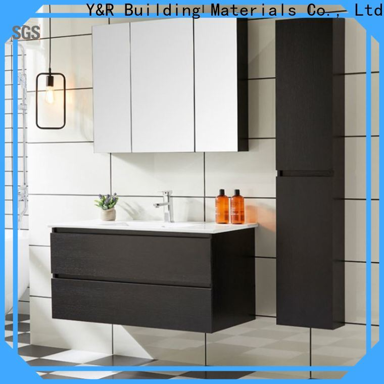 Y&R Building Material Co.,Ltd Best contemporary bathroom vanity Suppliers