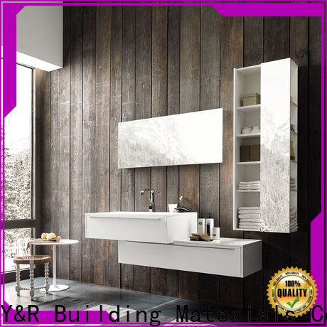 Wholesale marble bathroom cabinet manufacturers