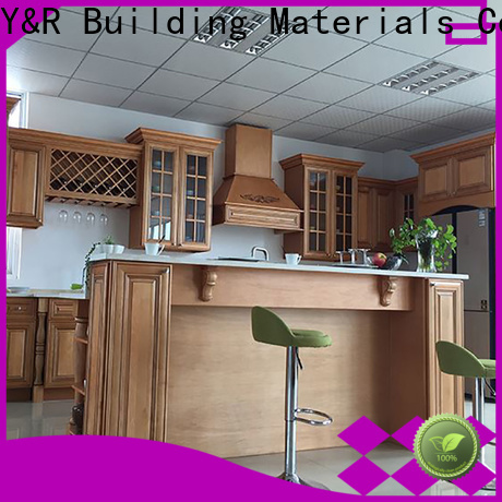 Y&R Building Material Co.,Ltd custom wood cabinets manufacturers