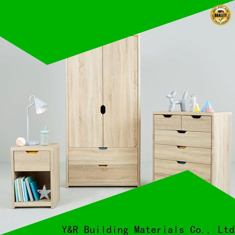 Y&R Building Material Co.,Ltd new wardrobe company