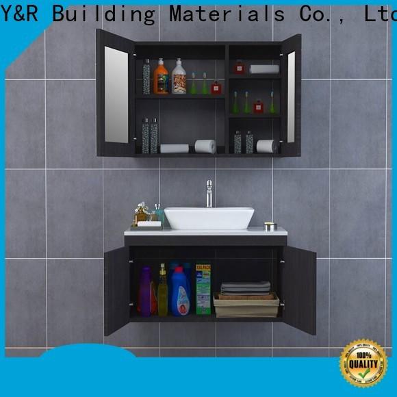 Y&R Building Material Co.,Ltd Best bathroom vanities modern Suppliers
