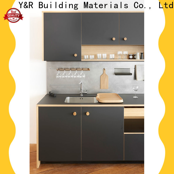 Y&R Building Material Co.,Ltd New best kitchen cabinets company