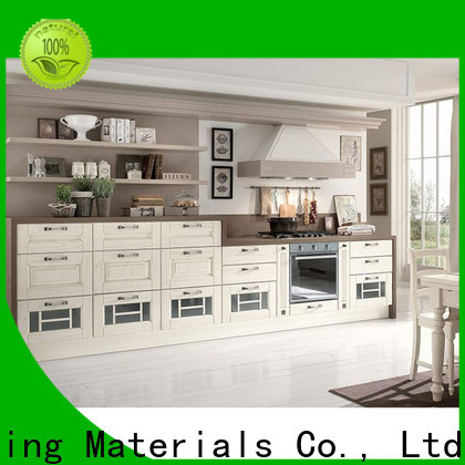 Wholesale best kitchen cabinets company