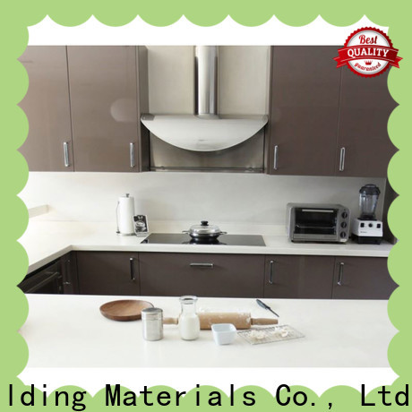 Y&R Building Material Co.,Ltd Top best kitchen cabinets for business