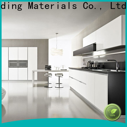 Y&R Building Material Co.,Ltd Best modern kitchen cabinets company