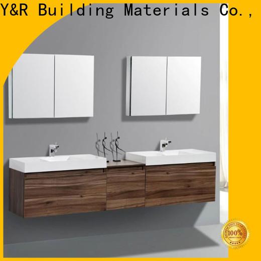 Y&R Building Material Co.,Ltd bathroom vanities modern Suppliers