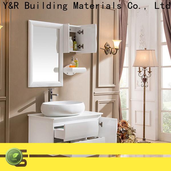 Y&R Building Material Co.,Ltd Latest bathroom wash basin cabinet company
