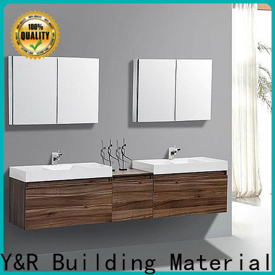 Y&R Building Material Co.,Ltd Custom bathroom vanity cabinet manufacturers