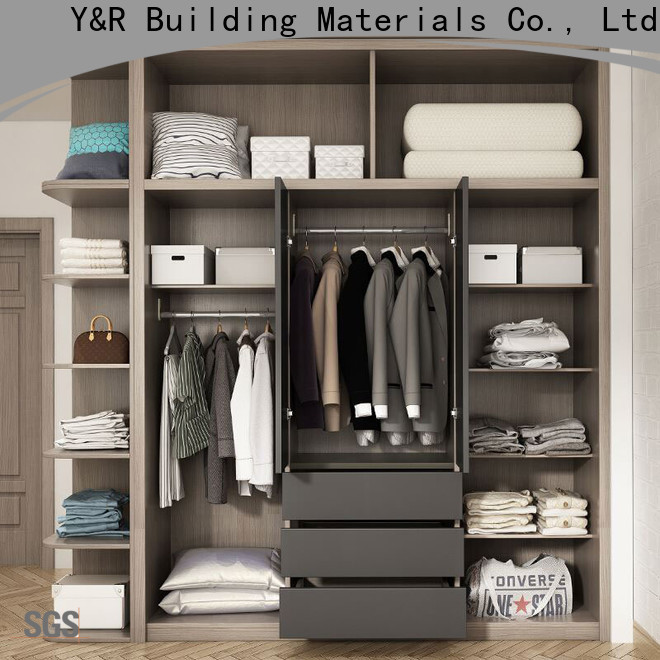 Y&R Building Material Co.,Ltd closet cupboard wardrobe Supply