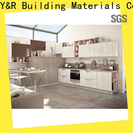 Y&R Building Material Co.,Ltd Wholesale best kitchen cabinets factory