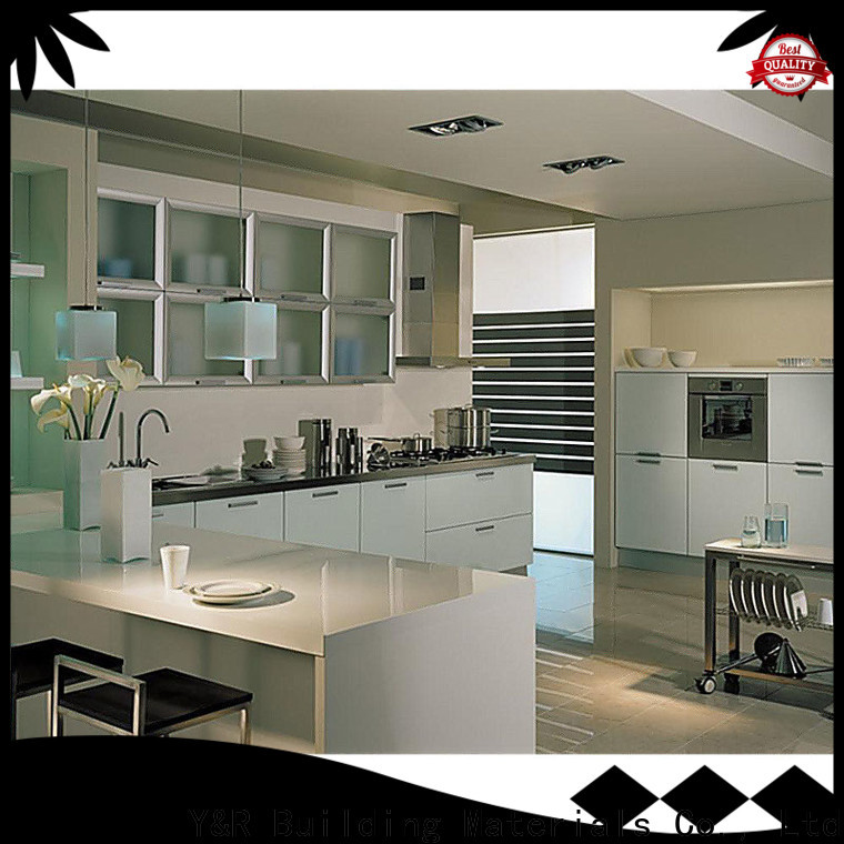 Y&R Building Material Co.,Ltd New best kitchen cabinets for business