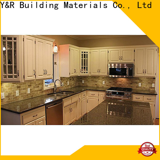 Y&R Building Material Co.,Ltd Custom modern kitchen cabinets Suppliers
