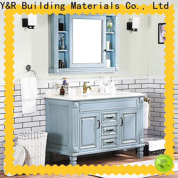 Y&R Building Material Co.,Ltd Best wall mount bathroom cabinet manufacturers