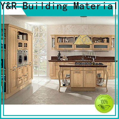 Y&R Building Material Co.,Ltd High-quality modern kitchen cabinets for business