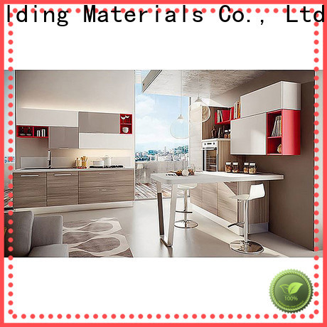 Y&R Building Material Co.,Ltd best kitchen cabinets factory