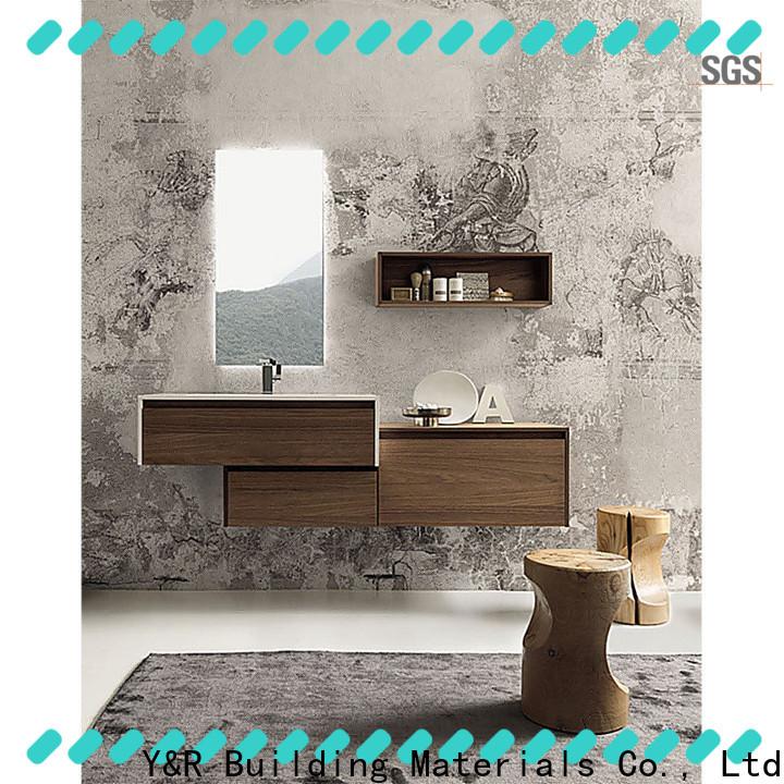 Wholesale high gloss bathroom cabinet company
