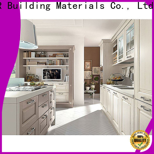 Y&R Building Material Co.,Ltd Top best kitchen cabinets Suppliers