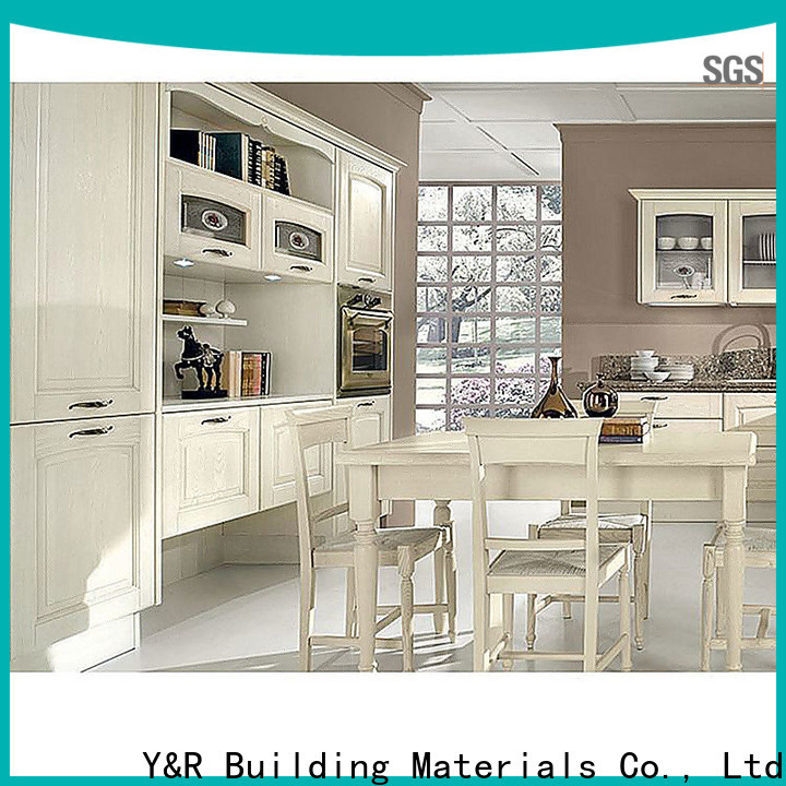 Custom best kitchen cabinets factory