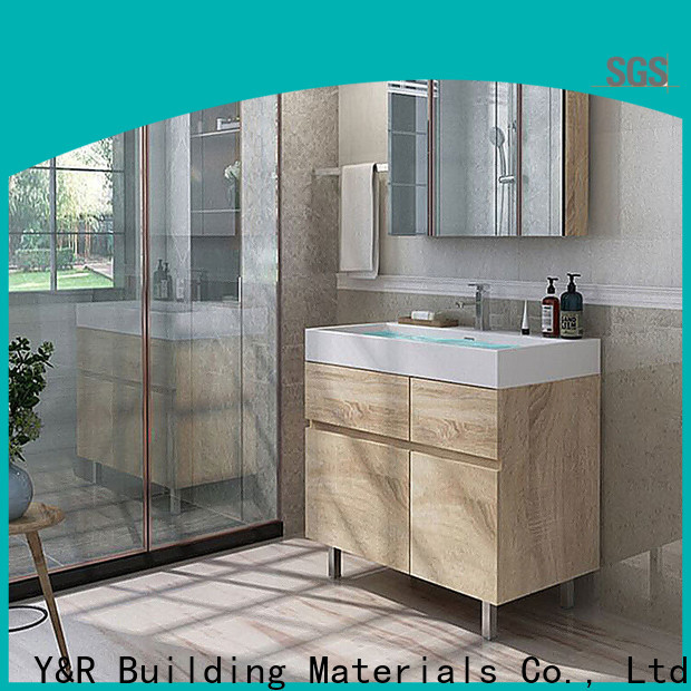 Y&R Building Material Co.,Ltd New bathroom mirror cabinet Supply