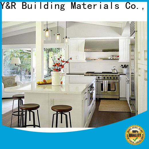 Y&R Building Material Co.,Ltd Custom best kitchen cabinets for business