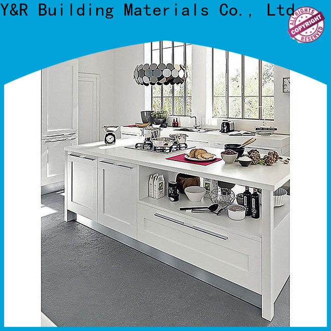 High-quality best kitchen cabinets factory