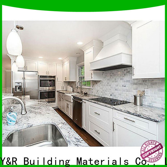 Y&R Building Material Co.,Ltd Custom best kitchen cabinets Suppliers