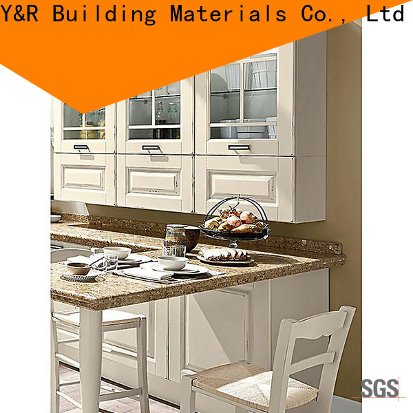 Y&R Building Material Co.,Ltd Custom best kitchen cabinets company